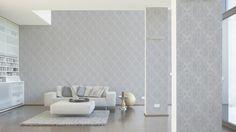 Tapeten im Wohnzimmer; A.S. Création Tapete 319902