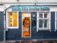 Kleine Haie Grosse Fische (St.Pauli) - very good snack bar for fish