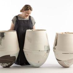 Hannah Tounsend – Ceramic Art London 2018