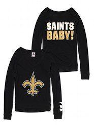 New Orleans Saints - Victoria's Secret