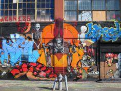 nyc skyline street art | New york its skyline artisticnov , already give its skyline. Wenew ...