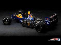 1992 Williams FW14B