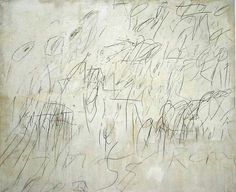 justanothermasterpiece:  Cy Twombly.