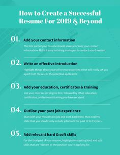 Get expert resume design ideas & templates for a standout CV that will be sure to get you noticed by a hiring manager in Modelo Curriculum, Types Of Resumes, Infographic Resume, Create A Resume, No Experience Jobs, Resume Design, Resume Examples, Data Visualization, Powerful Words