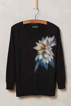 Discover unique pullover sweaters at Anthropologie, including the season's newest arrivals. Work Fashion, Unique Fashion, Fashion Ideas, Fashion Inspiration, Fashion Design, Blazers, India, Sweater Outfits, Types Of Fashion Styles