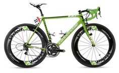 aces5050:  Sagan Signature Limited Green Edition (via Cannondale)