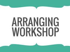 Music education links: Arranging workshop for Music teachers