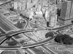 Sao Paulo - d.Pedro II Park, circa 1959