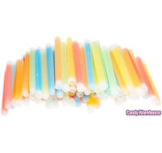 Image detail for -Home Occasions Old Fashioned & Nostalgic Candy Wax Candy Stick Tubes . Wax Candy, Bulk Candy, Candy Shop, Frozen Toys, Nostalgic Candy, Online Candy Store, Penny Candy, Candy Brands, Kid Drinks