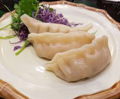 See how easy it is to make Potstickers at home (Chinese dumplings)