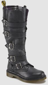 PHINA by Dr. Marten's Re-Invented Line, 180$ *Color: BLACK Material: MIRAGE Product Code: R12766001