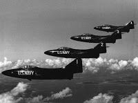 Blue Angels F9F Panther Gallery