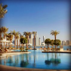 """@Fairmont Hotels & Resorts's photo: """"Welcome to our newest hotel, Fairmont The Palm in Dubai. #fairmonthotels #dubai"""""""