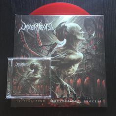 "ON SALE! Deceptionist ""Initializing Irreversible Process"" (2016 Unique Leader) CD 9,90€/LP 14,90€ www.everlastingspew.com  Returning to Giuseppe Orlando's Outersound Studios, DECEPTIONIST captured ten tracks which would become their debut album, Initializing Irreversible Process. The band utilized the talents of Stefano Franceschini on bass duties for the whole album, and brought in Enrico H. Di Lorenzo as guest vocalist on ""Through The Veil,"" both members of label mates Hideous Divinity. To…"