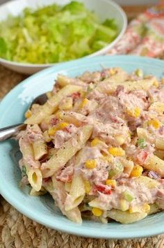 Slimming Eats - Slimming World Tuna Pasta Salad - gluten free, Slimming World an. - Slimming Eats – Slimming World Tuna Pasta Salad – gluten free, Slimming World and Weight Watche - Slimming World Tuna Pasta, Slimming World Salads, Slimming World Lunch Ideas, Slimming World Recipes Syn Free, Slimming Eats, Slimming World Desserts, Tuna Salad Pasta, Pasta Salad Recipes, Pasta Meals