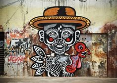 Street art mexicain ! | HouHouHaHa                                                                                                                                                                                 Plus