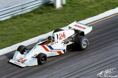 1975 GP Włoch (James Hunt) Hesketh 308C - Ford
