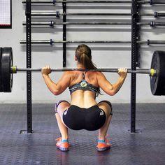 audrey rose — onlyfitgirls:   Molly Eledge PR squat 225lbs