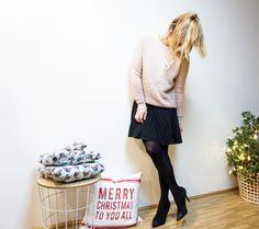 Festliches Outfit für die Weihnachtsparty - Fashion Ideas for Christmas
