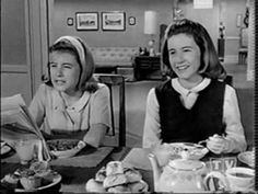 If you were a girl growing up in the 1960s, you know all the words to the theme song from 'The Patty Duke Show' (1963 - 1966).