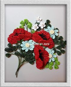 Quilling Videos, Quilling Flowers, Quilling Techniques, Quilling Designs, Paper Quilling, Paper Art, Paper Crafts, Diy Crafts, Art Projects