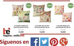 #ofertas hoy en hogaresconestilo.com #home #hogar #estilo #deco #decoración