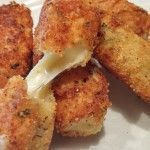 Easy Keto Mozzarella Sticks - TryKetoWith.Me