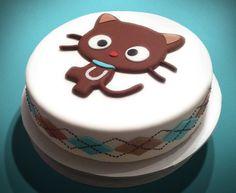 Chococat cake - Torta de Chococat