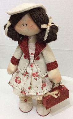 Boneca Amelie Retrô