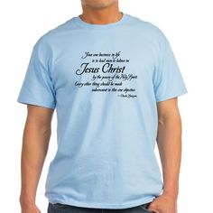 one business in life T-Shirt on CafePress.com