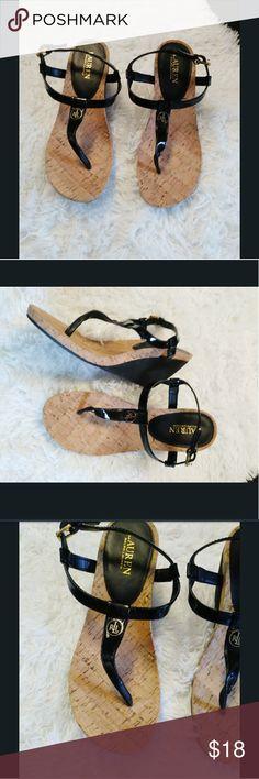 Ralph Lauren Wedge Sandals Ralph Lauren Wedge Sandals Lauren Ralph Lauren Shoes Sandals