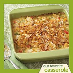Favorite Casserole There is hope