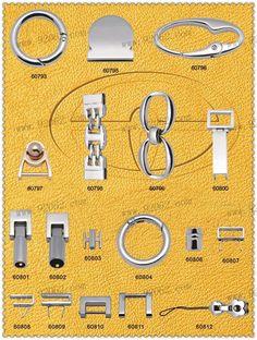 Purse Frames, Metal Hardware, Leather Hardware And Accessories For Handbag & Purses Manufacturer & Supplier | 92062