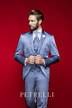Creazioni Petrelli Uomo Classic Pleasure 2016 man suits