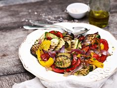 Alnatura Rezept: Antipasti-Salat