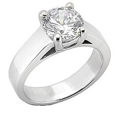 4 MM Engagement Ring | $400 - 1650 | Cut Rate Diamonds