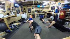 #P90X3: Day 8. Total Synergistics and Ab Ripper. NC FIT CLUB