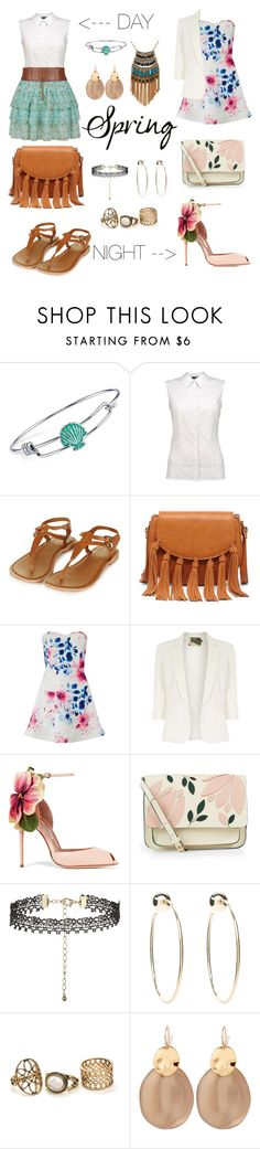"""""""SPRING = FLOWERS"""" by asianfashion-j ❤ liked on Polyvore featuring Disney, Sole Society, Lipsy, Jolie Moi, Brian Atwood, Accessorize, Bebe, Alexis Bittar and Leslie Danzis"""