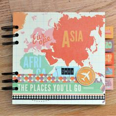Travel Mini Album with The Cinch