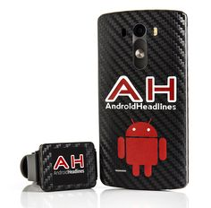 @Androidheadline & @Slickwraps giving away a LG G3, G Watch  & 30 matching wraps! Enter Now #AHGiveaway #Slickwraps http://is.gd/YtRYT5