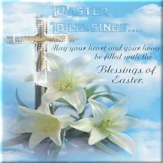 Animated Easter Blessings religious easter cross blessing graphic easter quotes easter quote happy easter easter greeting religious easter religious easter quotes