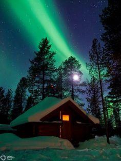 Finnish Lapland - Santa's homestead?
