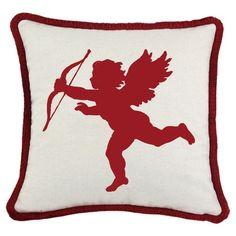 Cute little Cupid pillow!