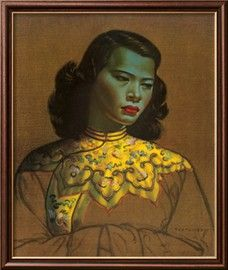 Chinese Girl Art by Vladimir Tretchikoff - AllPosters.co.uk