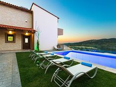 Rethymno villa rental - Villa Renta Eleni the ideal place to just sit and relax.