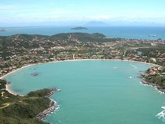 Praia da Ferradura, Buzios, RJ, Brasil. Where my mom has her house! So beautiful...