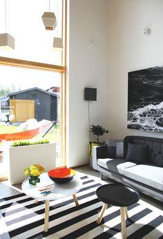 olohuone asuntomessuilla hyvinkaa 2013 hunajaista