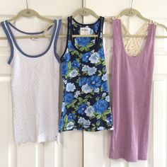*Abercrombie & Fitch Tops - 3 for $10 ! Pick any tops with this title!*For Sale in my Poshmark Closet! *Download the Poshmark App and use code JCSTL to get a $10 credit toward your first purchase :)*