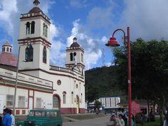 Silvia Cauca Colombia. Parroquia Nuestra Señora de Chiquinquirá