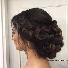 Cute Hairstyles For Teens, Romantic Hairstyles, Wedding Hairstyles, Quince Hairstyles, Headband Hairstyles, Quinceanera Hairstyles, Homecoming Hairstyles, Bridal Hair Updo, Wedding Hair And Makeup